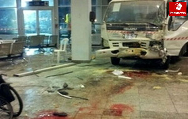جزئیات حادثه فرودگاه جده و مرگ دو ایرانی +عکس