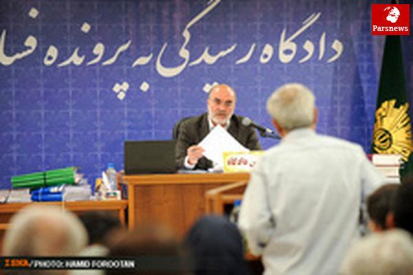سراج: تا روز دادگاه مهدی هاشمی حرف نمیزنم