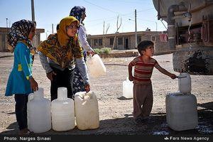 آبرسانی به روستاهای محروم بشرویه