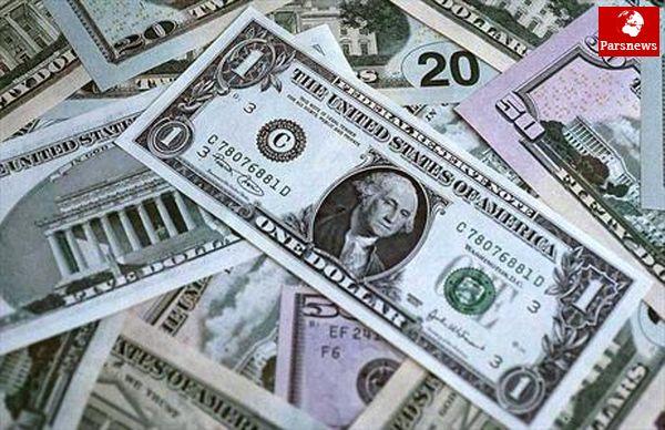 نرخ دلار، یورو و پوند کاهش یافت