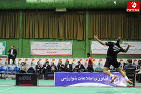رضایت رییس فدراسیون بدمینتون از عملکرد نوآرامادا در ایران
