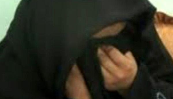 یک داعشی همسرش را به خاطر نجات فرزندش کشت