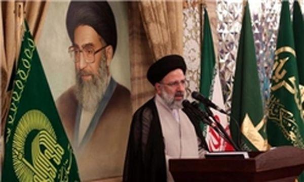 رئیسی: مکتب امام(ره) معنویت و سیاست را پیوند داد