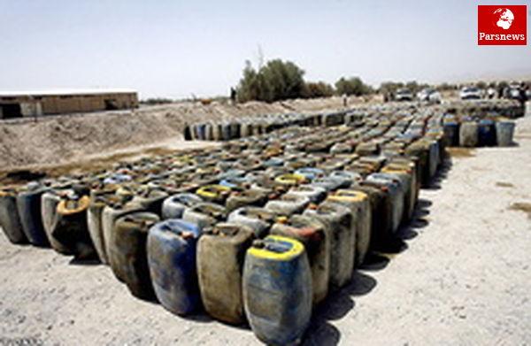 توقیف تانکرهای حامل سوخت قاچاق