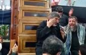 روضهخوانی طاهری در جوار حرم امام حسین (ع) + فیلم