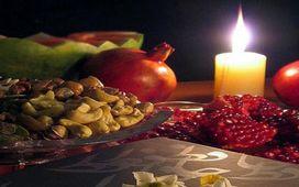 بررسی میدانی از بازار میوه و خشکبار در آستانه بلندترین شب سال