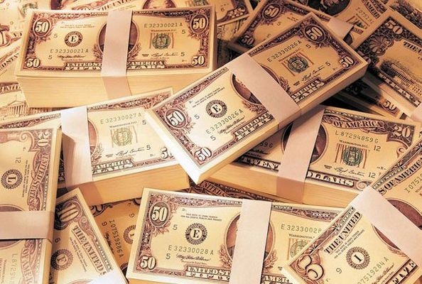 نرخ دلار رسمی بالا رفت