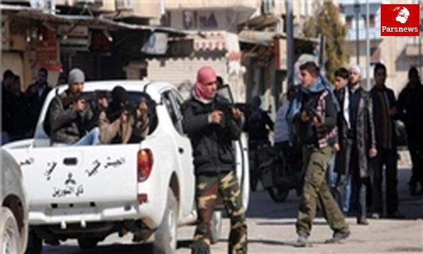 پیشروی ارتش سوریه در حمص