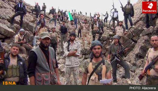 حمایت العربی و نخستوزیر قطر از مسلح کردن شورشیان سوری