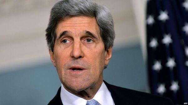 جان کری: تجارت بهترین اهرم تغییر در ایران است