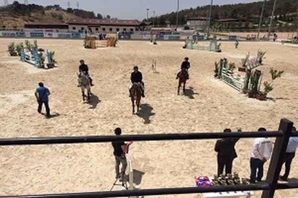 برگزاری مسابقه دوستانه پرش با اسب ایران و تایلند