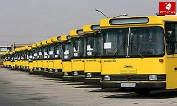 نرخ کرایه خطوط اتوبوسرانی و مینیبوسرانی تهران در سال 96