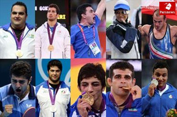 یک تسخیرگر و ۹ چهره موفق دیگر دی المپیک سیام