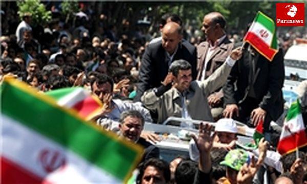 آغاز سفر استانی دولت پس از یک سال