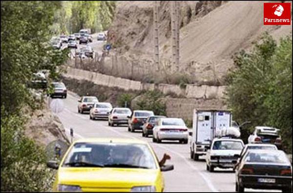 ممنوعیت های تردد وسایل نقلیه درجاده های کشوراعلام شد