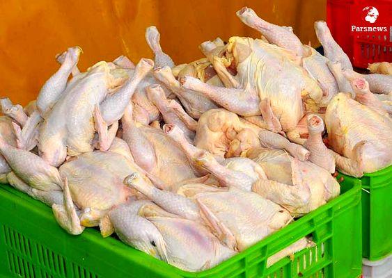 قیمت مرغ در بازار