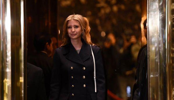 اخراج مسافر از هواپیما به خاطر حضور دختر ترامپ
