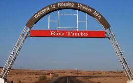 بلعیدن سهم اورانیوم ایران از معدن روزینگ/ از شرکت «اورودیف» فرانسه تا «ریوتینتو» ناميبيا