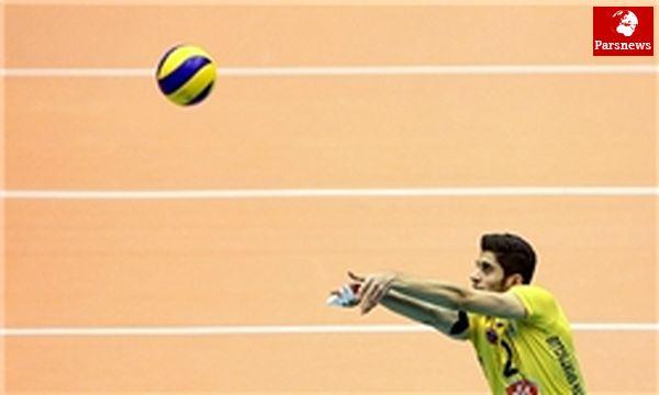 پیروزی زیر ۲۳ سالهها مقابل کاله مازندران