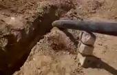 خوشحالی وصف نشدنی کودکان از رسیدن آب به روستا + فیلم