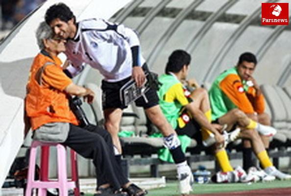 طالبلو: هنوز تیم فصل آینده خود را انتخاب نکردم