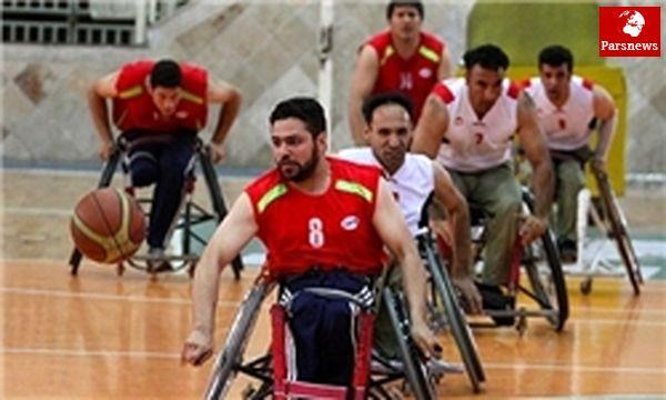 آغاز اردوی تیم ملی بسکتبال با ویلچر جوانان