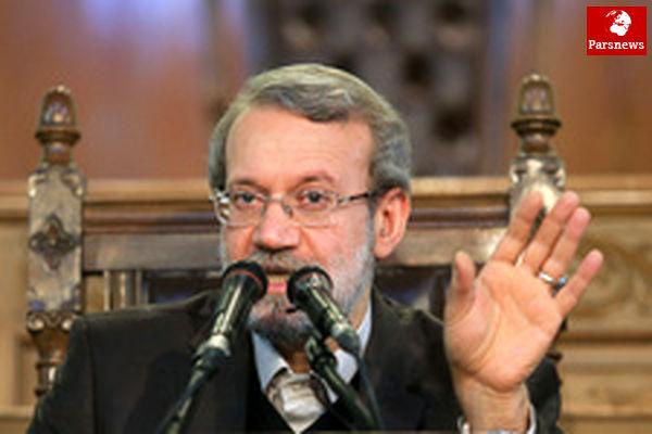 لاریجانی: شوراهای شهر و روستا جای کار سیاسی نیست