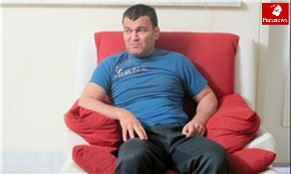 قهرمان کشتی ایران درگذشت