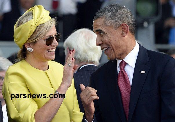 همسر رئیس جمهور همسر بان کی مون همسر اوباما ملکه هند
