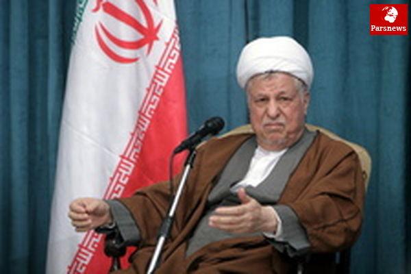 رفسنجانی: امت اسلامی نیاز به اتحاد و همدلی دارد