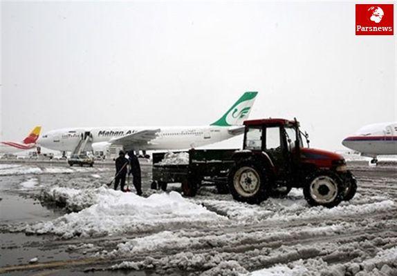 واکنش شرکت فرودگاهها به اتفاقات اخیر مشهد