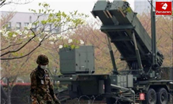استقرار موشکهای پاتریوت در قلب توکیو
