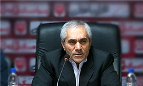 طاهری: احقاق حقوق باشگاه را حتماً در مراجع قضایی پیگیری میکنم