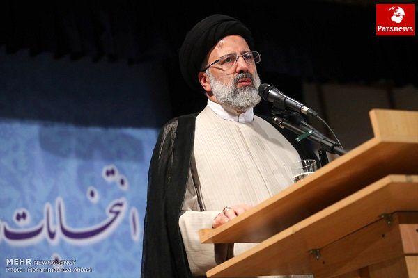 حجت الاسلام رئیسی دوشنبه در زاهدان و سه شنبه در یزد سخنرانی میکند