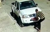 سرقت پلاک خودرو به راحتی آب خوردن