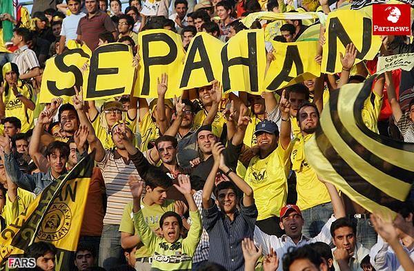 اخطار AFC به دو بازیکن سپاهان