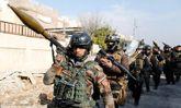 فرماندهان عراقی از آزادسازی کامل شرق موصل خبر دادند