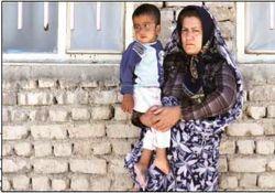 مرگ تدریجی مردم و تولد کودکان معلول در چند صد متری صنایع بزرگ در اراک